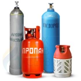 Газовые баллоны, газосварочные посты, тележки, шкафы