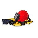 Защитные шлемы пескоструйщика