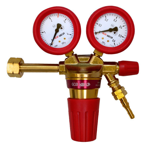 Редуктор для газа с регулятором давления